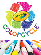 Kid Power: Crayola Colorcycle Program | Mrs. Green's World