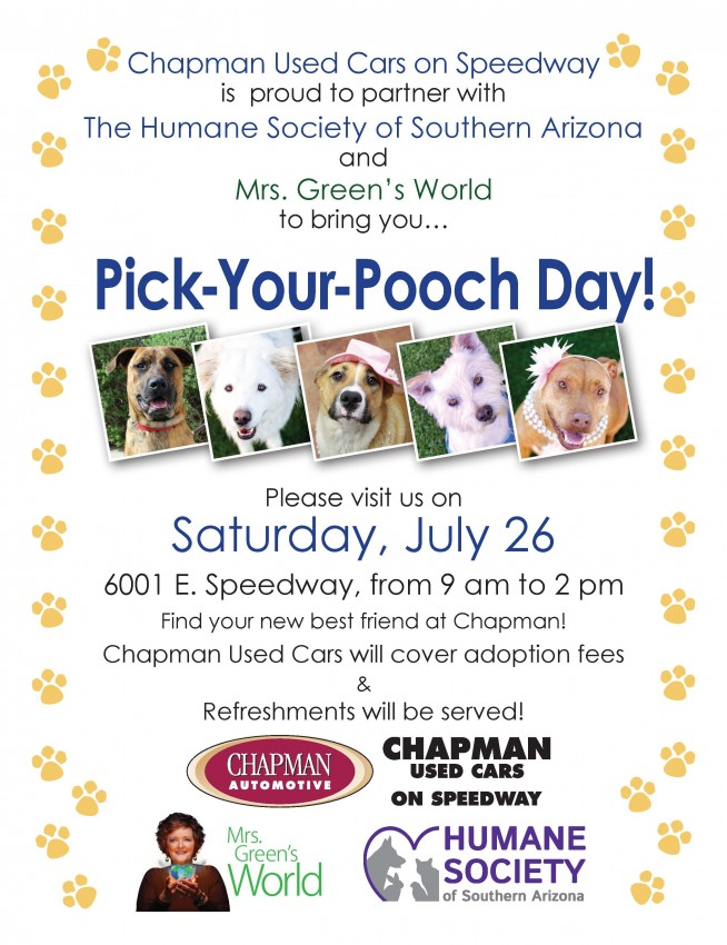 Pick-Your-Pooch-Day