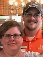 Lisa Tatlinger and James Castetter