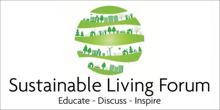 Sustainable Living Forum banner