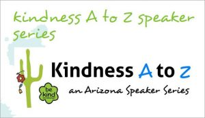 Kindness A to Z Speaker Series