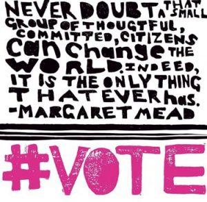 Vote art by elsagedesigns