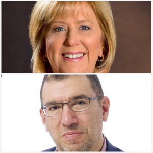 Judy Rich, Tucson Medical Center, President and CEO & Andy Slavitt, Health policy expert & former Director CMS administrator