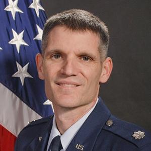 Lt. Col Greg Hoffman
