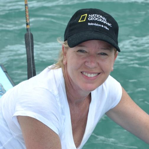 Dr. Mikki McComb-Kobza in Costa Rica