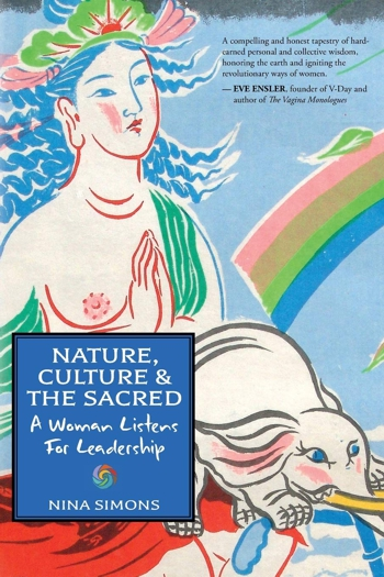 Cover image of Nature, Culture & the Sacred - A  Woman Listens for Leadership