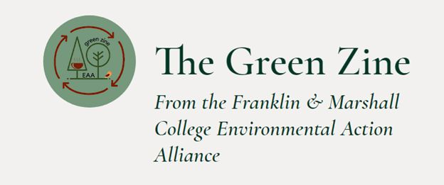 The Green Zine logo